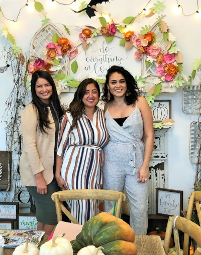L.A Mamacitas Executive Team Styled by Camila Boutique