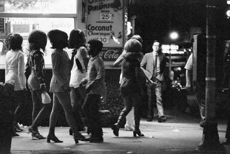 Times Square, 1971 / Getty