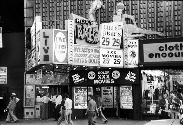 Inside the peeps in our latest episode. Link to listen and subscribe in bio. (Photo: Times Square, 1978 / Fernando Natalici)