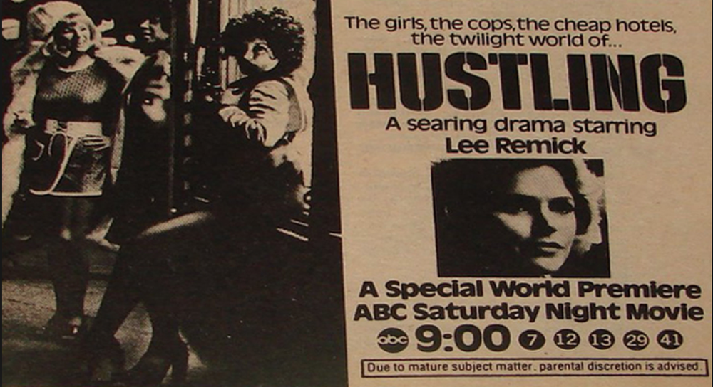 """Hustling,"" 1975 (promo)"