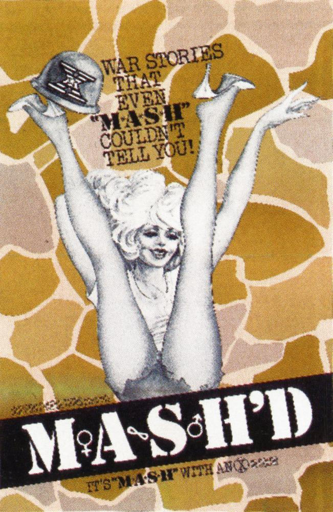 M*A*S*H'D  (!976), featuring Annie Sprinkle