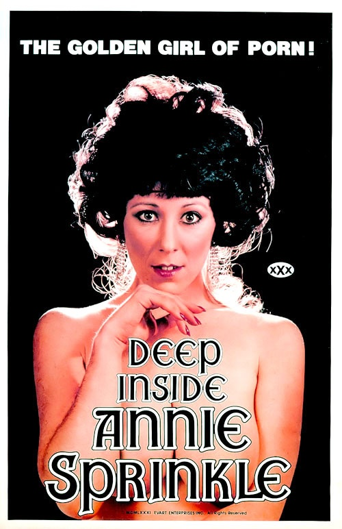 Deep Inside Annie Sprinkle(1981)