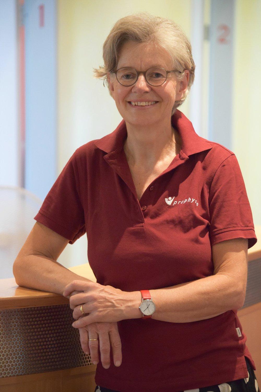 Ulrike Schuppe   Physiotherapeutin