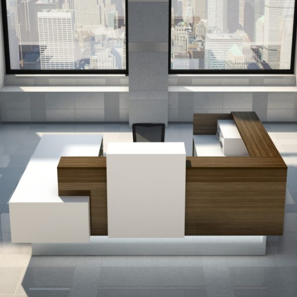 RECEPTION DESK -