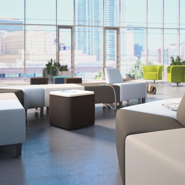 ottoman & Pod seating -