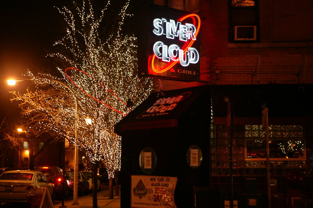Commercial Holiday Lighting for Bars