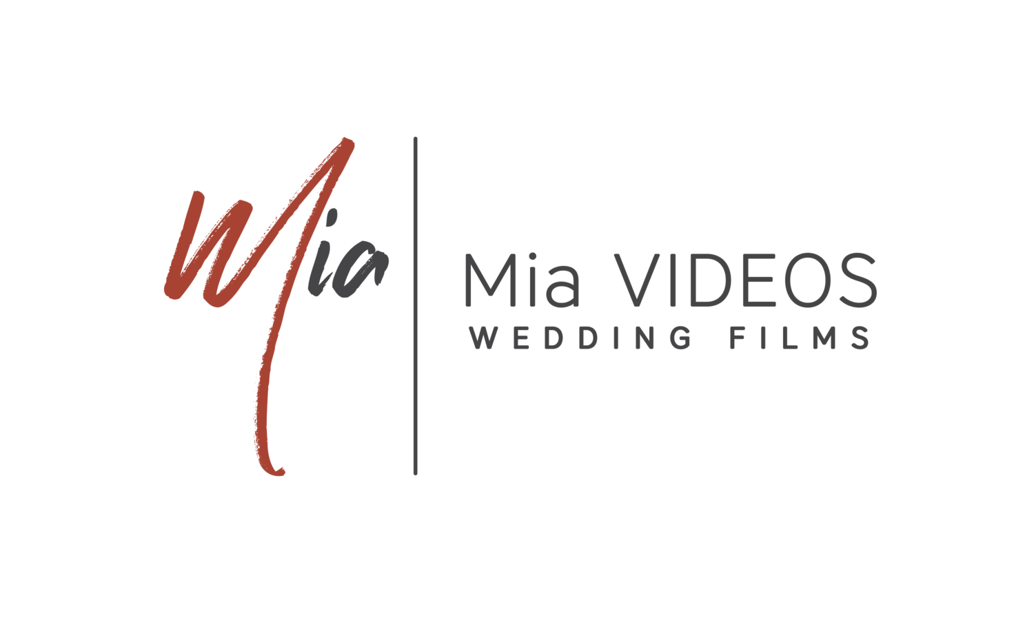 Wedding Films by Mia Videos
