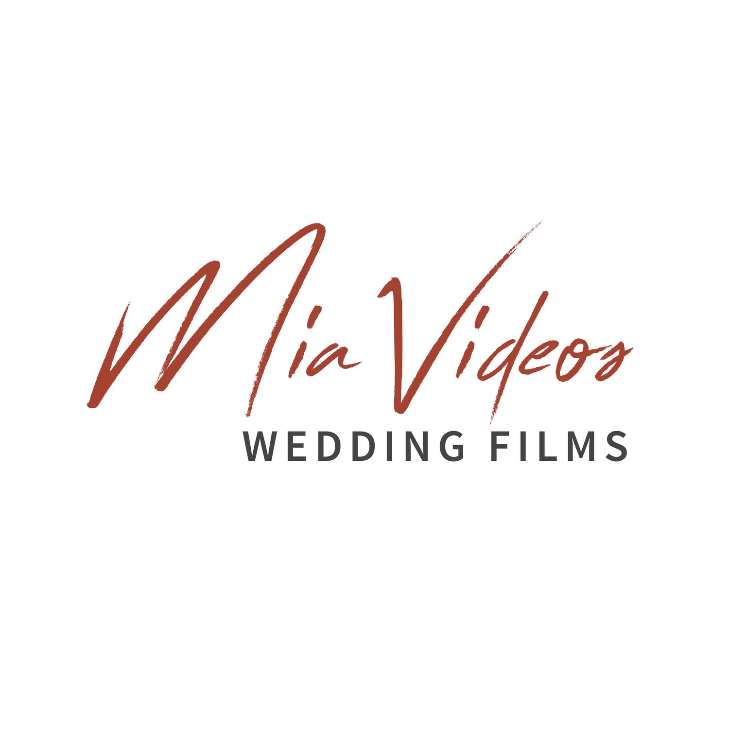 Wedding Films by Mia