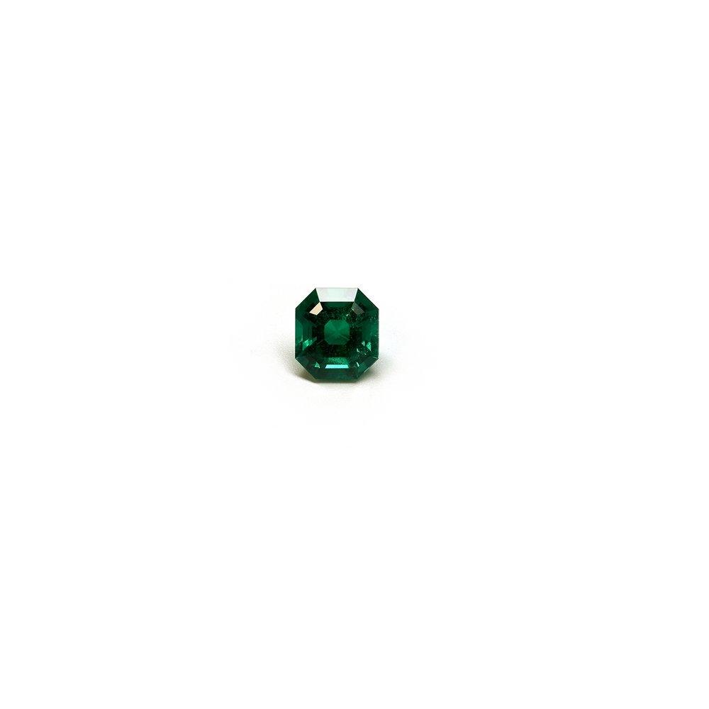 6 carat emerald cut