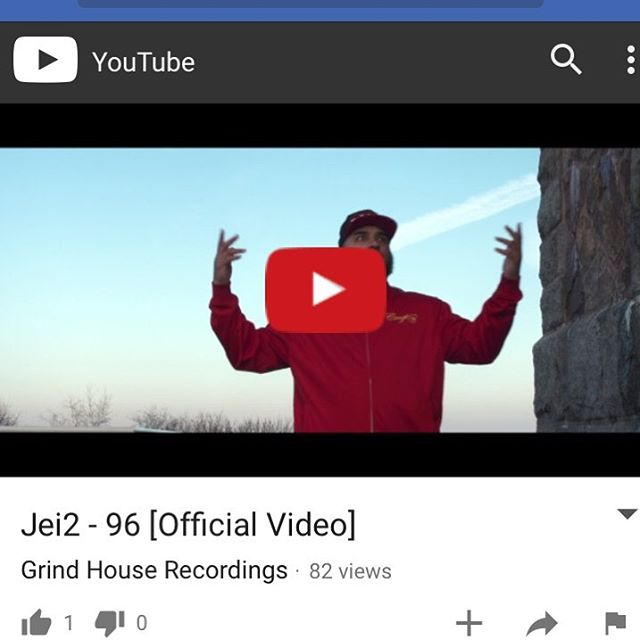 Jei2 - 96 video just dropped! Link in bio #hiphop jei2 #wshh #rap #music #96 #spotify #beats