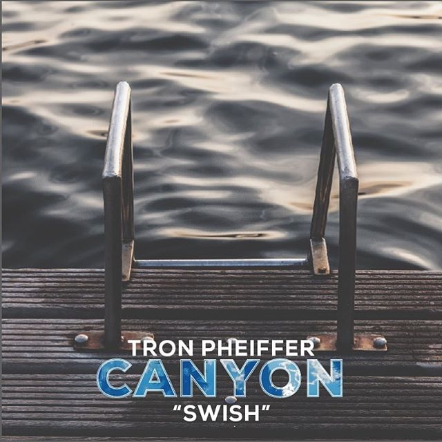 "@tronpheiffer - ""CANYON"" out now. Link in bio."
