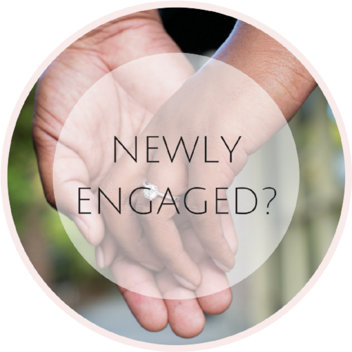 Newly engaged? Get your guide for what to do after getting that ring.