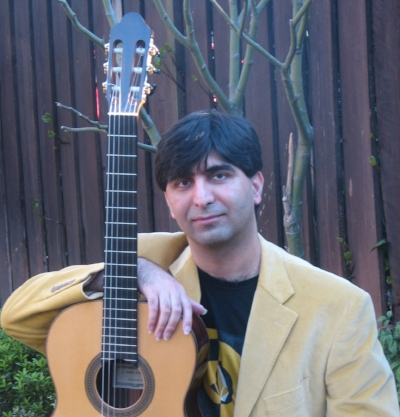 Babak Falsafi - Guitar