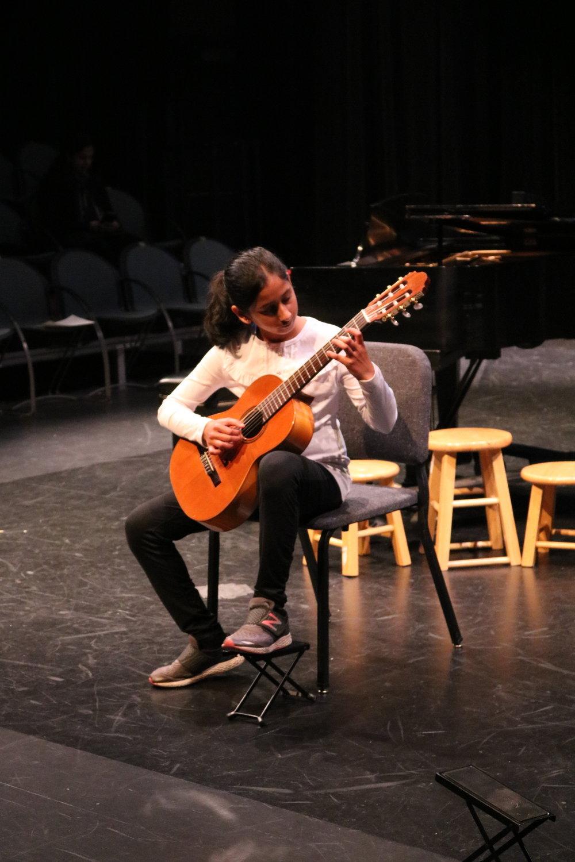 Guitar Lessons Santa Clara