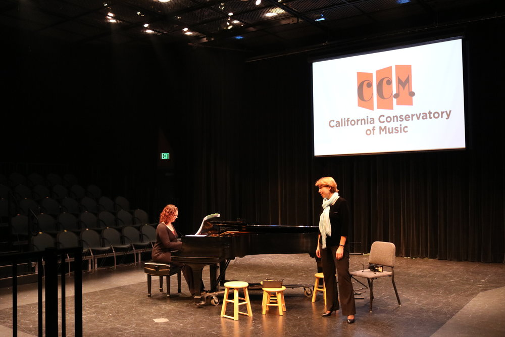 Voice Lessons Redwood City