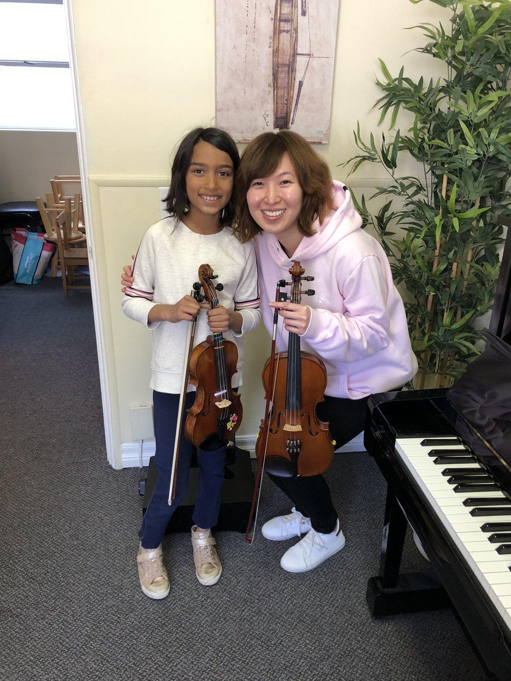 Redwood City Violin Lessons, Redwood City Guitar Lessons