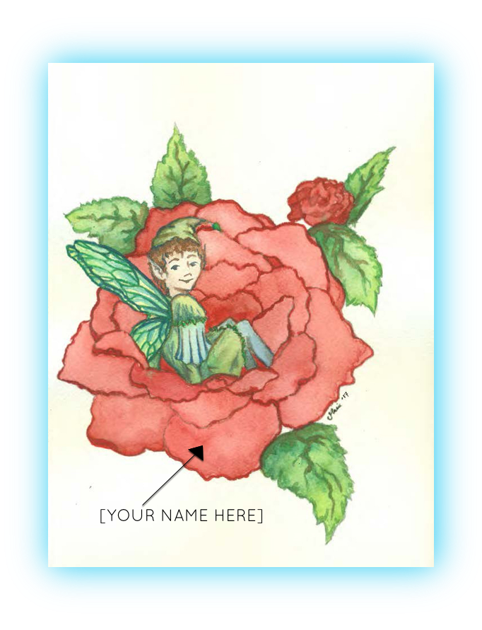 $750 | Rose Level | 3 of 4 Available - Have your name/ logo affixed into the Rose set-piece; andListed in the program as a Rose Level Sponsor.