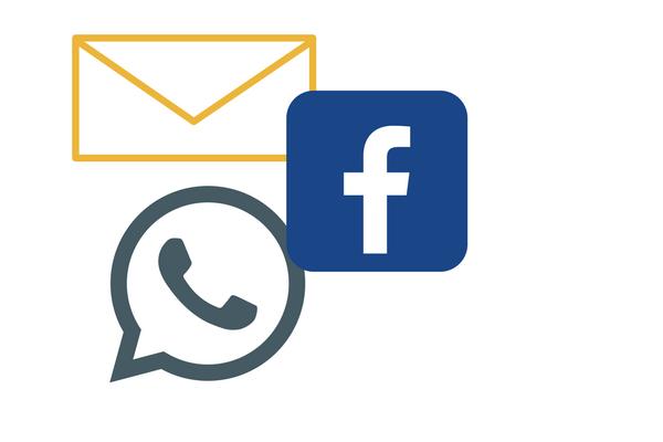 Bei weiteren Fragen melde dich via E-Mail, Facebook oder übers Telefon.
