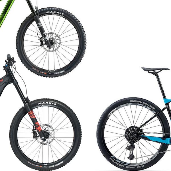 Wir versichern alle Mountainbikes, auch Downhill-, Enduro- under Dirt-Bikes.