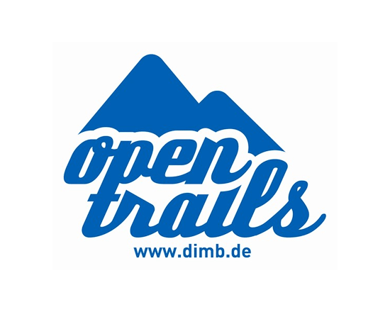 Open Trails Logo DIMB