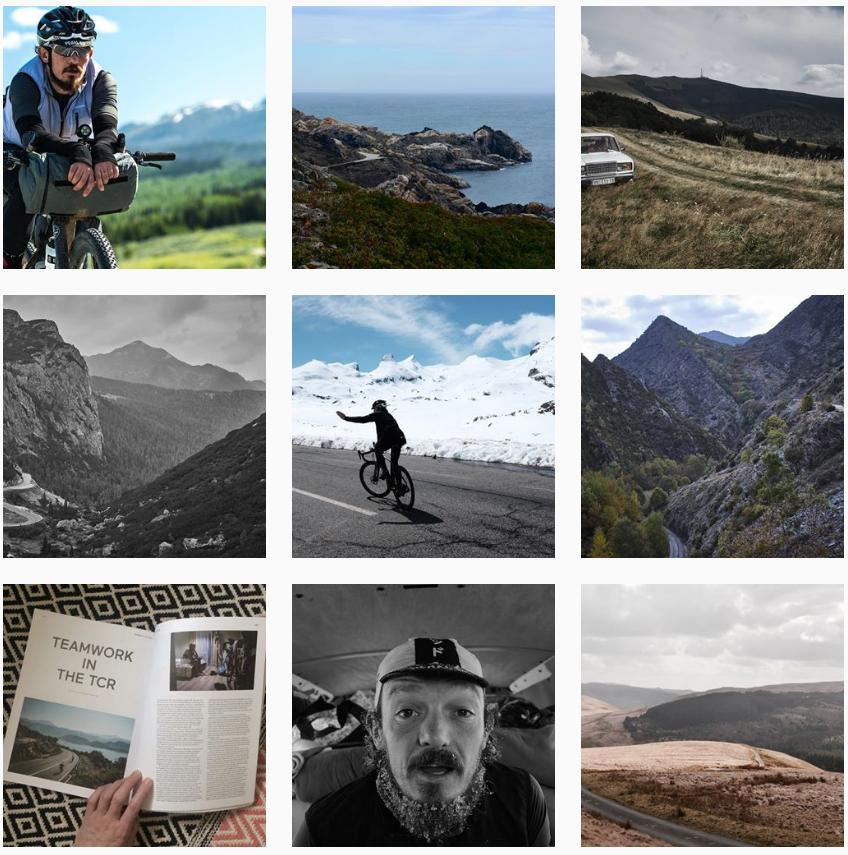 Inspirationen gibt es im  TCR Instagram Account