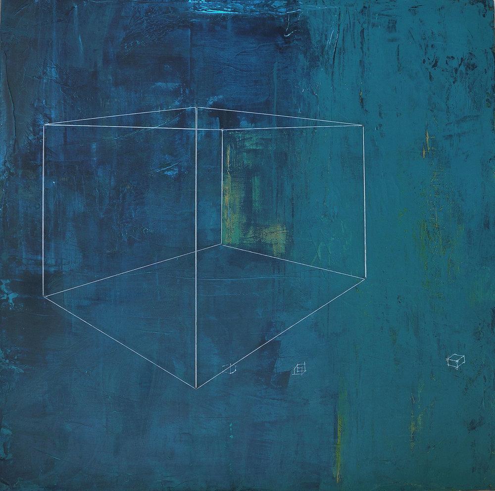 Blue - Geometry Series | 201636