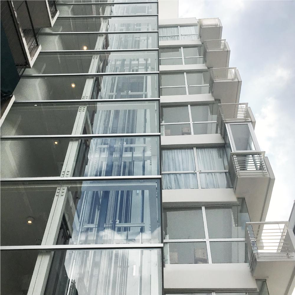 Casa San Telmo   Balcarce - Balcarce 379 - San Telmo, CABALos ascensores de cristal y el lobby de mármol que conecta las dos torres de esta Casa hacen de este un lugar inspirador para vivir.