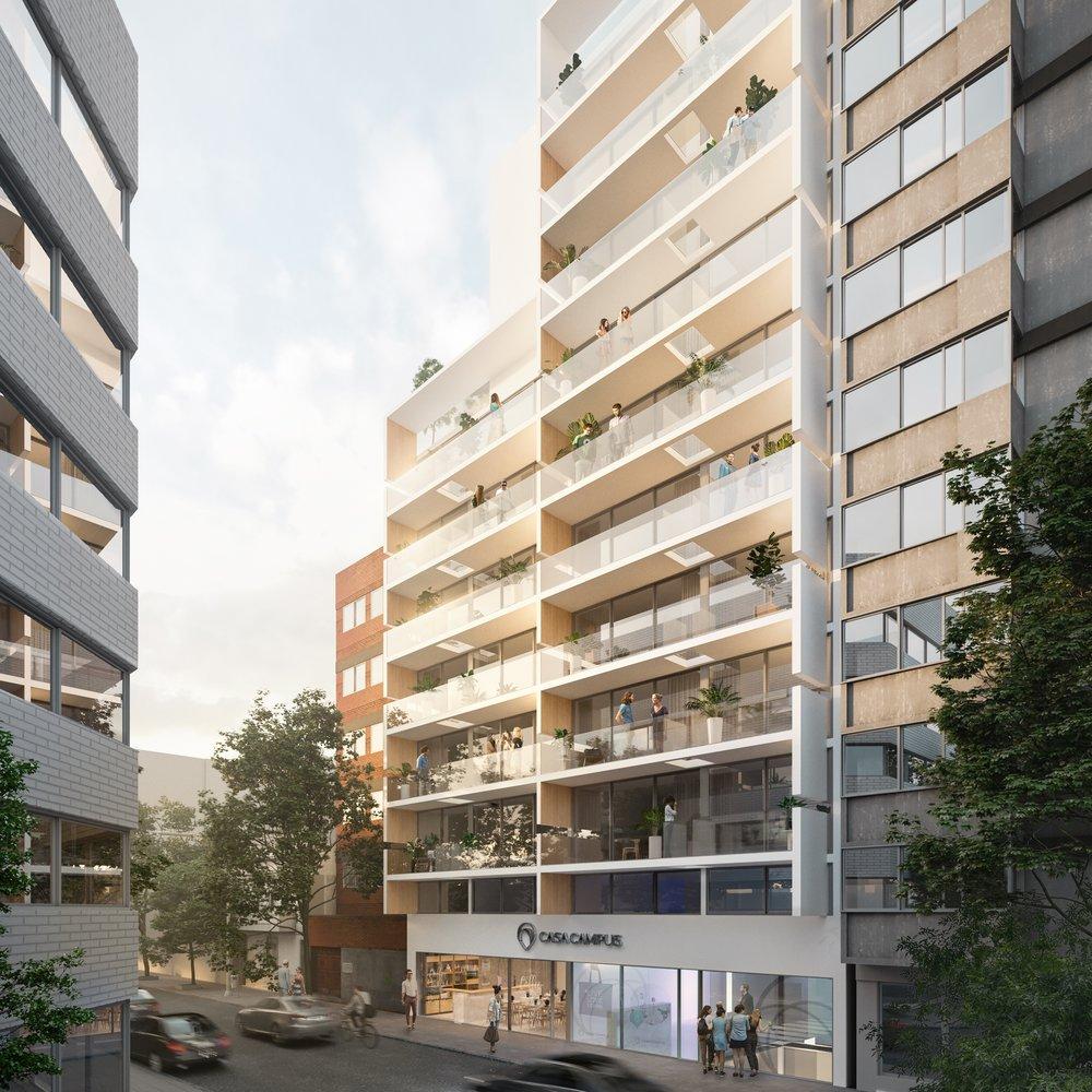 Casa Palermo | Cabrera - Cabrera al 4100 – Palermo, CABAAbierto para Inversión