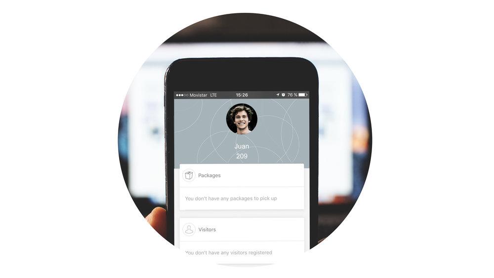 App exclusiva - Tenemos una app exclusiva para miembros, así estás siempre conectado. Acá vas a encontrar información sobre eventos y actividades, conocer los beneficios, hacernos consultas y autorizar el ingreso de tus invitados.