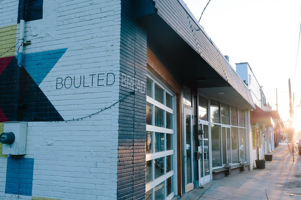 boulted bread raleigh nc