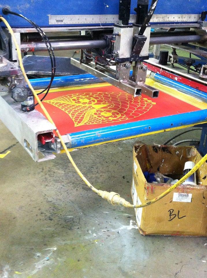 Screen Printing in Broomfield CO