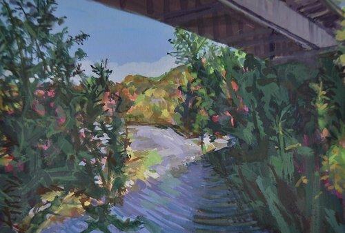Santa ynez river at buellton rose compass santa ynez river at buellton freerunsca Gallery