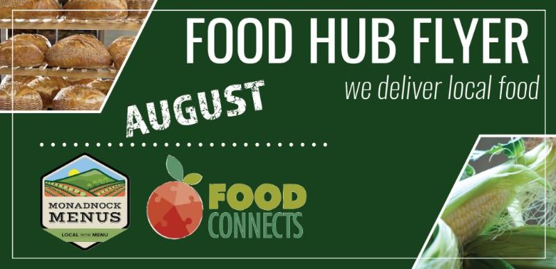 August Flyer - New productsFarmer HighlightsUpdates