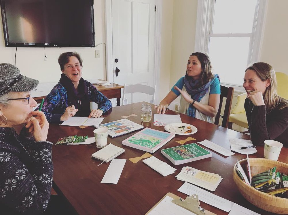 Quarterly Newsletter - - Community Partnership Prioritizes Local Food- Farm to School Program to Expand Professional Development Offerings- We're Hiring!