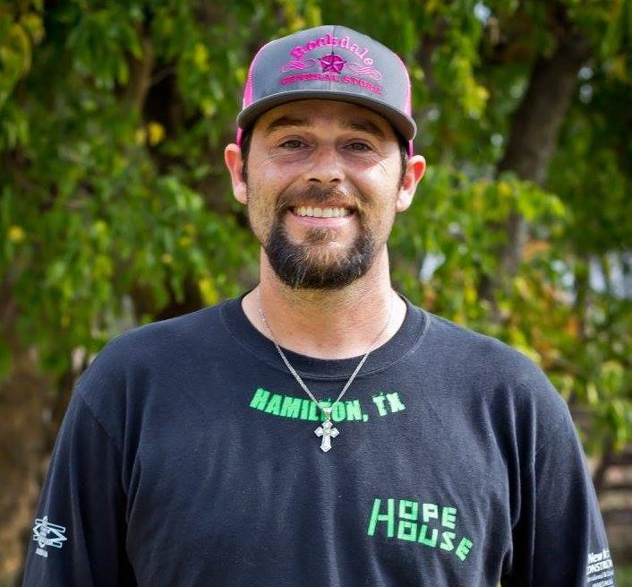 Hope House Leader  Alvin Johnson  (606) 879-8149