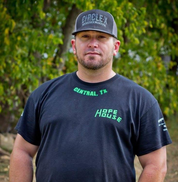 Hope House Leader  Cody Lain  (325) 451-4012