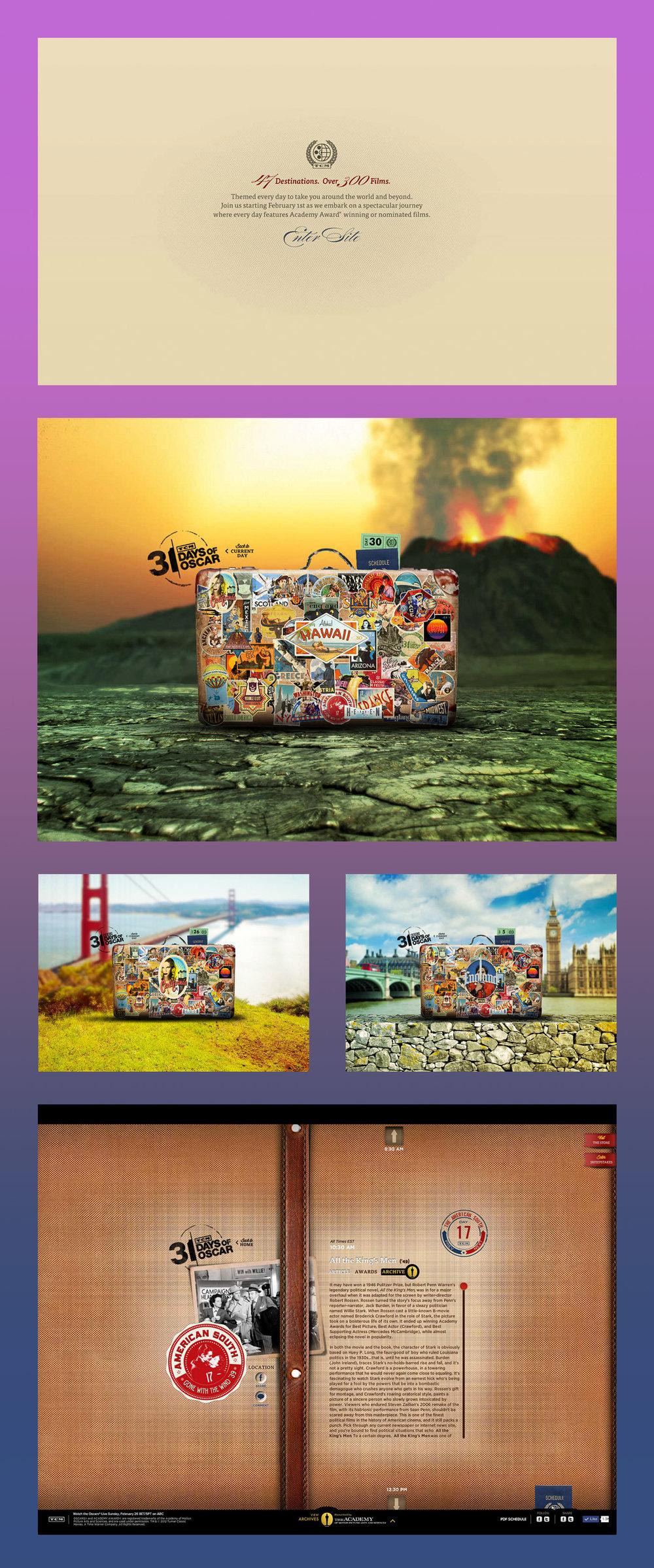 2012 TCM Site Homepage