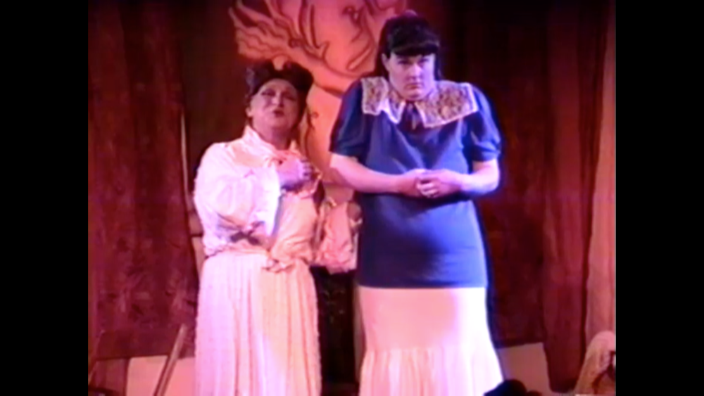 Blow Out Your Candles, Laura (The Glass Menagerie) - November 20, 1996