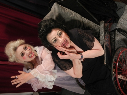 Whatever Happened to Baby Jane? - October 8-9, 2012