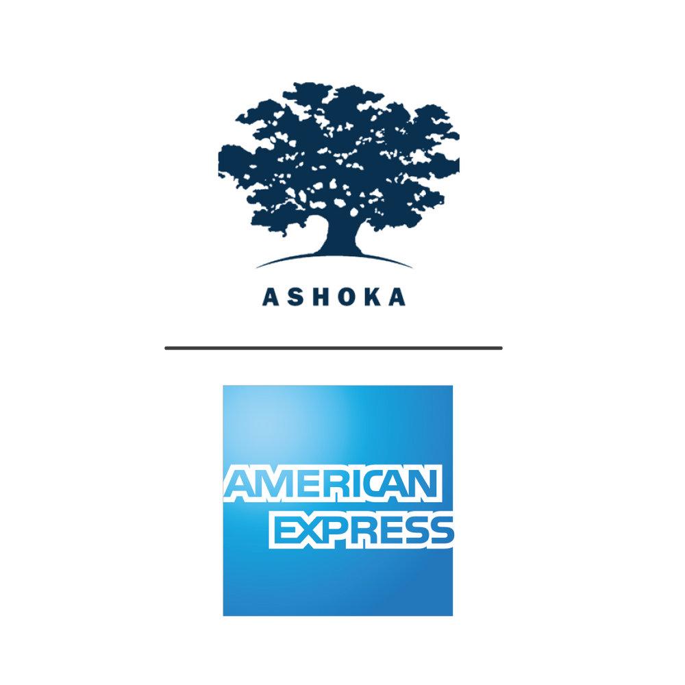 AMEX/Ashoka Emerging Innovator (2016)