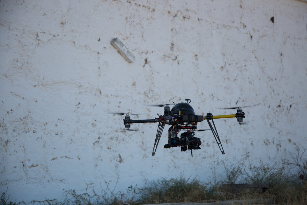 DRONES IN KRISIS: Professor from University of Bergen writes about them in the journal Krisis. (PHOTO:  Bold Content/Flickr)