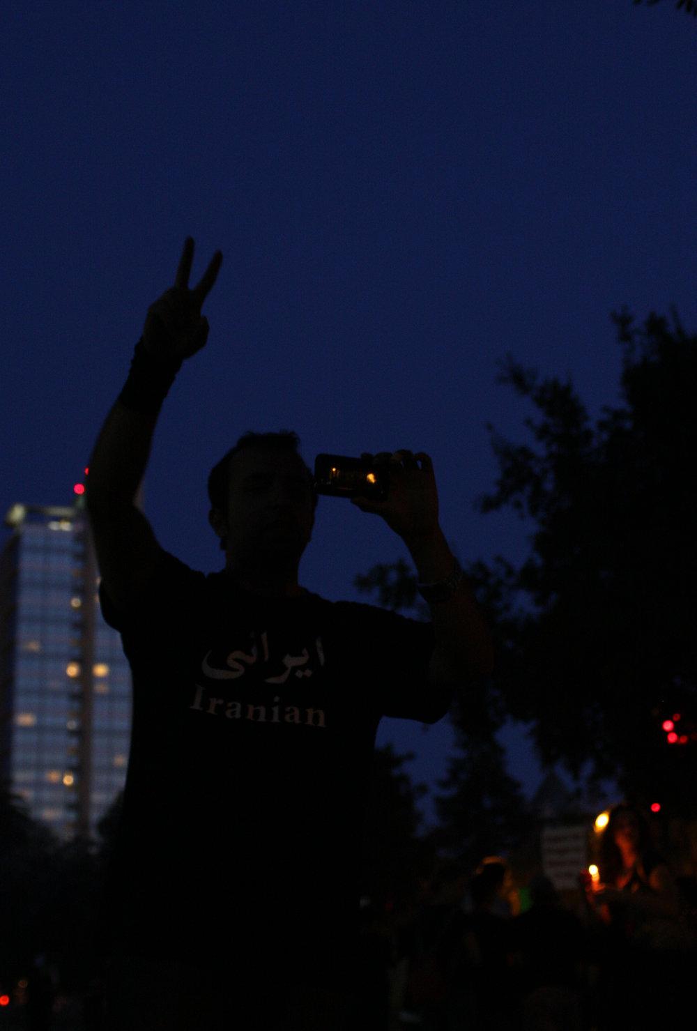 CONNECTING PEOPLE: Taken in Iran, 2009. (Photo by  Anuj Biyani/Flickr )
