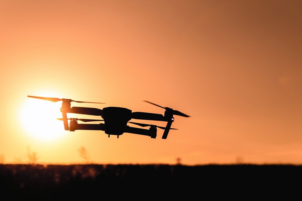 DRONE: It comes with challenges. (Photo by  John Jones /Flickr).