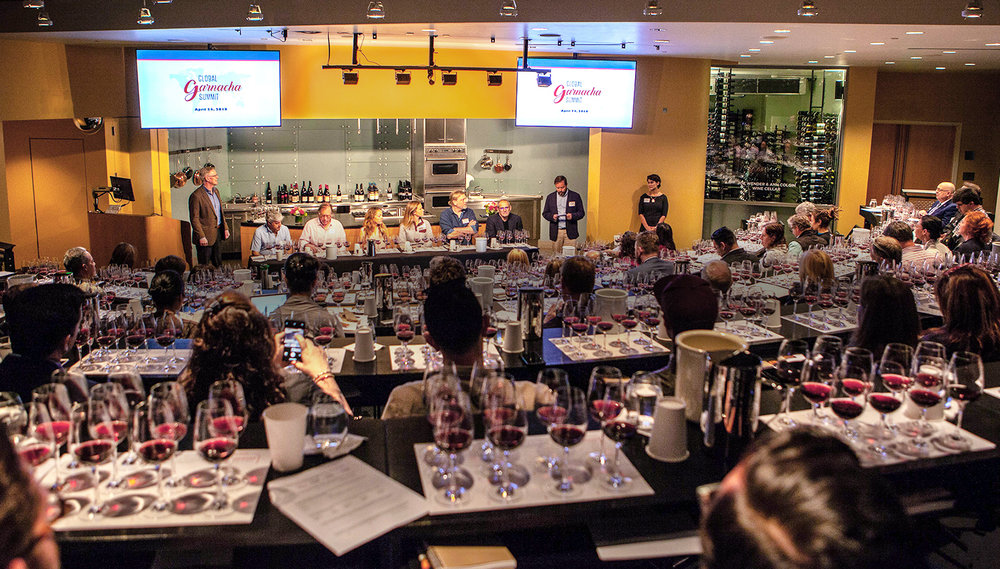 GLOBAL GARNACHA SUMMIT 2018