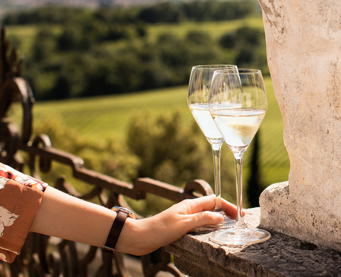 DESTINATION VINO:   PROSECCO SUPERIORE DOCG  PR, Integrated, Digital, Events, Creative