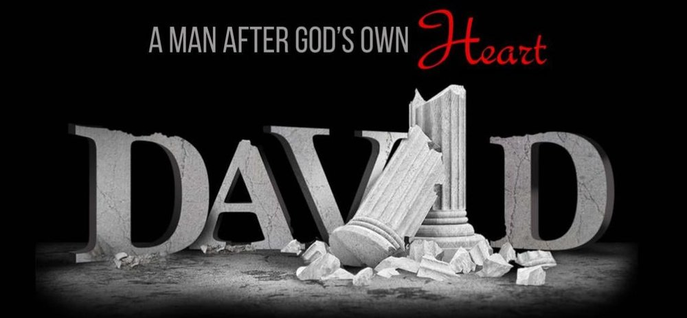After God's heart - July 29, 2018, Chuck Harper1 Samuel 13:11-15