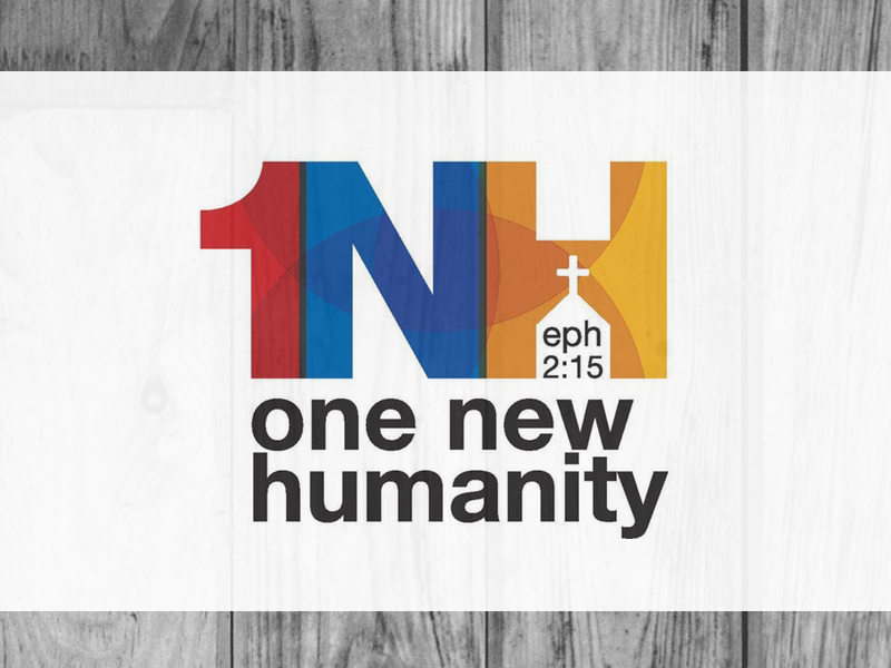One New Humanity - October 21, 2018 Randy HammEphesians 2:14-22