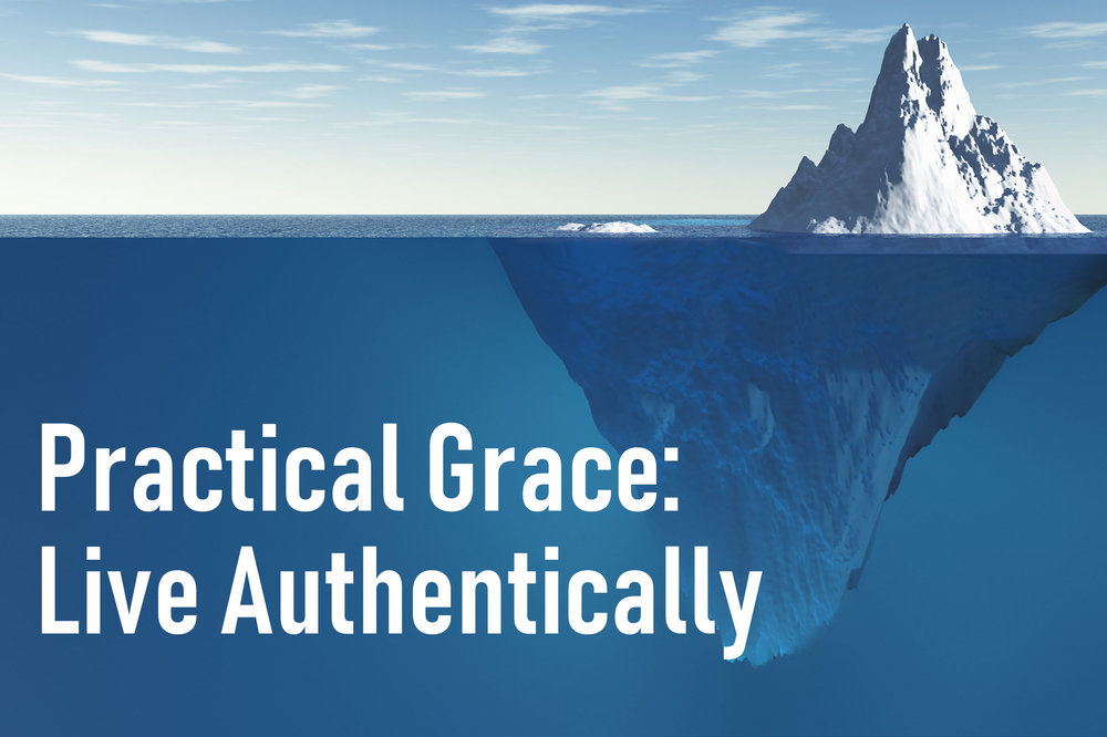 Live authentically - January 6, 2018 Randy HammEphesians 4:25-28How do we deal with what's below the surface? Does grace impact us there?