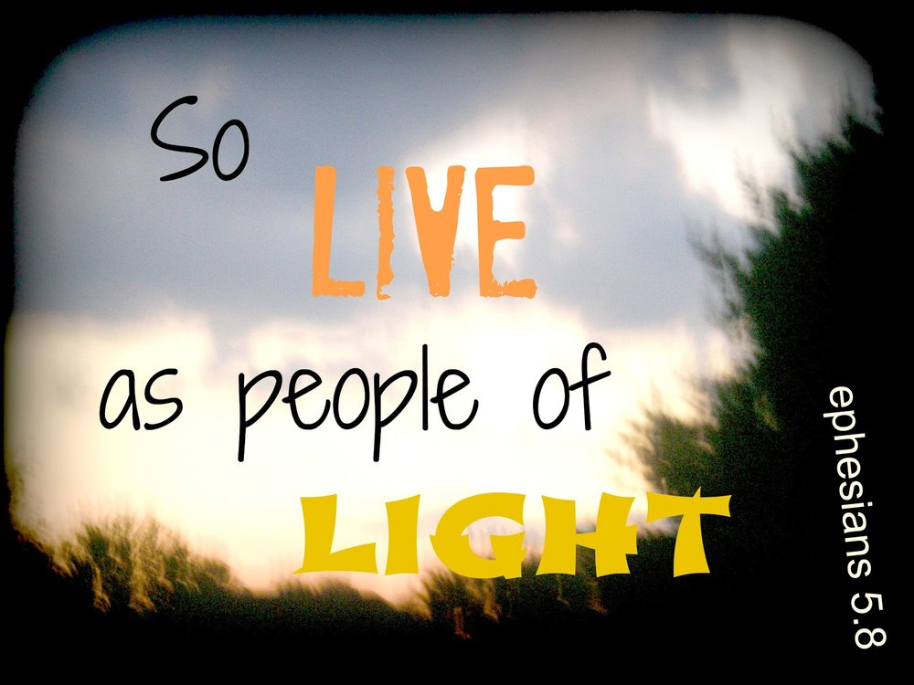 Live Lit & Woke - January 27, 2019 Randy HammEphesians 5:8-14Paul wants us to live this grace filled life, fully alive - filled with light, not darkness - wide awake!
