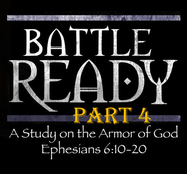 Prayer - April 7, 2019 Randy HammEphesians 6:18-20Though not officially part of the Armour of God, prayer is essential to the battle we fight.